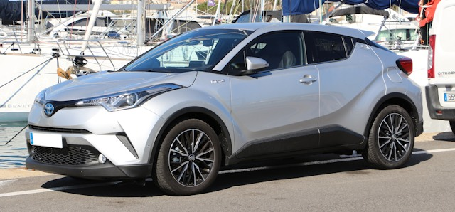 Toyota C-HR all new - TNGA
