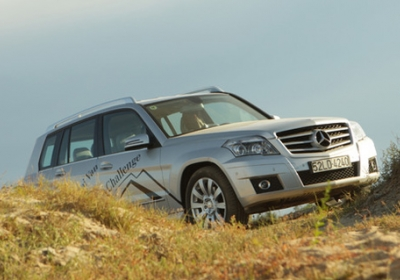 GLK 300 4 Matic - Mercedes Benz Vietnam